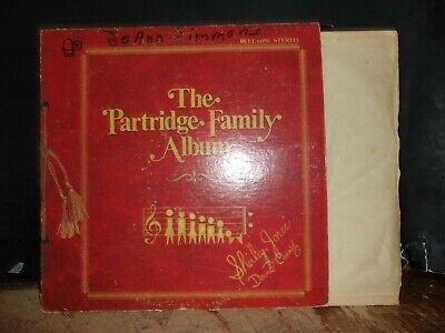 The Partridge Family - The Partridge Family Album  1970 Vinyl Lp Bell Records