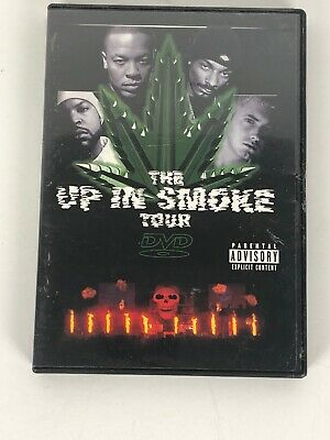 The Up In Smoke Tour DVD Eminem, Snoop Dogg, Ice Cube, Dr Dre