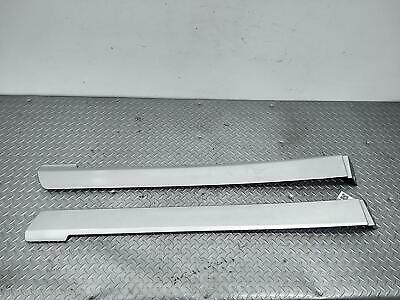 2011 MERCEDES VITO Side Door Rail Covers 502