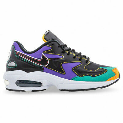 Nike Rrp $220 Air Max 2 Light Size 6 7 8 9 10 Men Sport Shoes Running Joggers