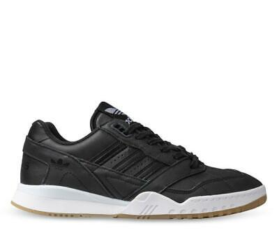 $50 Off Adidas A.r Trainer Leather Tennis Men Sport Indoor Court Shoes Sneaker