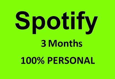 ✅ Spotify PREMIUM Family for 1 Month ✅ 100% full NEW SUBSCRIPTION ✅FAST DELIVERY