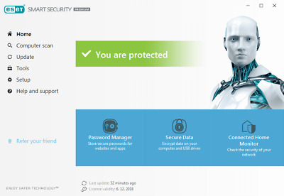 ESET ANTIVIRUS Security NOD32 2020 10PC  2Year promotion sale