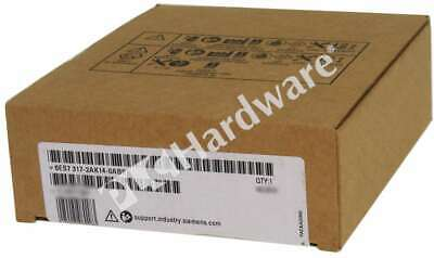 New Sealed Siemens 6ES7317-2AK14-0AB0 6ES7 317-2AK14-0AB0 CPU317-2 *Make Offer*