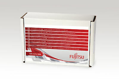 Fujitsu Consumable Kit: 3576-500K Scanner consumable kit for CON-3576-500K