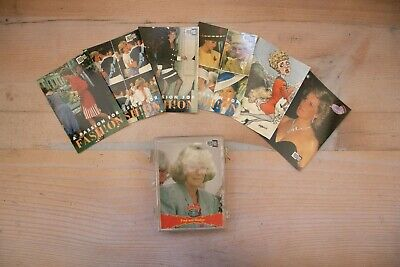 A Passion for Fash!on Press Pass Collector Cards Set
