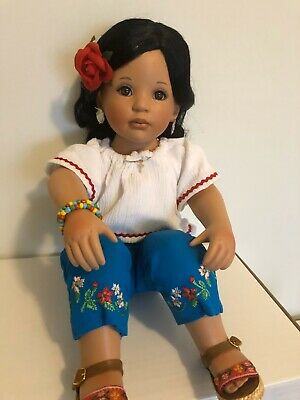Maria Doll By Kelly RuBert