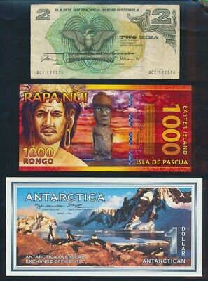 """Pacific Islands: 1942-2011 """"COLLECTION FROM 12 DIFFERENT PACIFIC ISLANDS"""""""