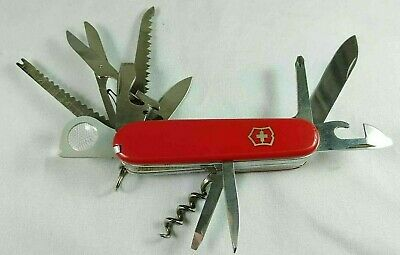 Swiss Army Knife & Case