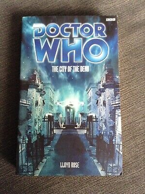 Dr Who The City Of The Dead EDA Novel 8th Eighth Doctor BBC Book 2001