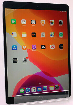 Apple iPad Pro 2nd Gen 256GB, Wi-Fi+Cellular AT&T,10.5in - Space Gray (MEZZ)