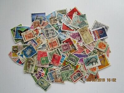 Cuba. 200 good used stamps off paper - few duplicates  17 gms of stamps