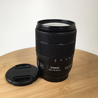 Canon 18-135mm IS Nano USM Used EX+