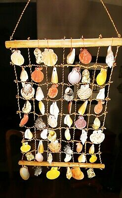 Shell wind chime vintage