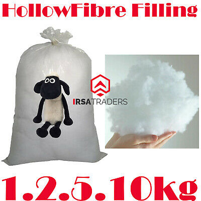 Hollowfibre Virgin Polyester Filling for Stuffing Toys Teddy Bear Cushion Pillow