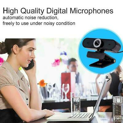 Digital USB2.0 Web Cam Camera HD Video Calling Teleconference Camera For Laptop