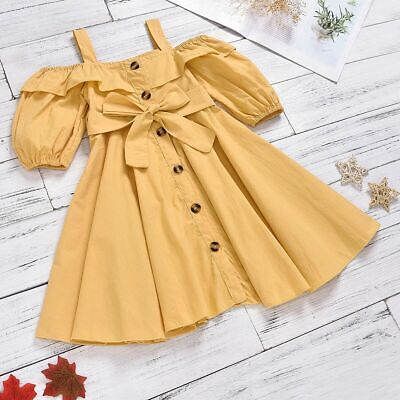 Kids Baby Girls cotton Solid cardigan with suspenders pure color Fashion Dresses