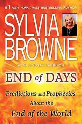 🔥🔥 End Of Days Predictions And Prophecies By Sylvia Browne P.D.F Book 🔥