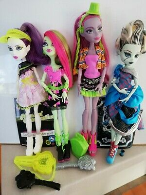 Monster High bulk dolls in great condition - suit collector or OOAK
