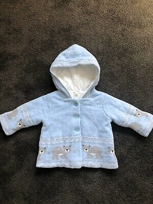 Purebaby winter Jacket Size 00 Size 3-6m worn once As New