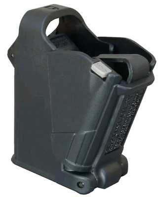Speed Loader 9mm to 45ACP Universal Pistol Mag Loader UP60B (Black) FAST SHIP