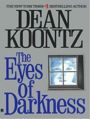 (Not a physical book-'PDF') The Eyes of Darkness Dean Koontz 1981[Fast Delivery]
