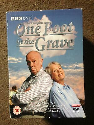 ONE FOOT IN THE GRAVE - The Complete Series 1-6 ( DVD Box Set)