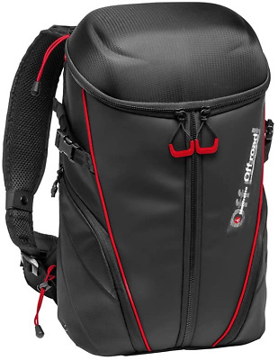 Manfrotto MB OR-ACT-BP Offroad Stunt Backpack Black For Action Cameras