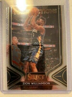 2019-20 Select Zion Williamson Top Selections Rookie PELICANS RC