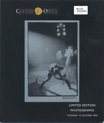 The Clash Limited Editions Photographs Catalogue