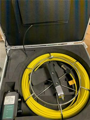 """Anysun Drain Pipe Sewer Video Inspection Camera - Sony CCD 7""""Color LCD Monitor D"""