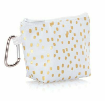 Thirty One Mini Clip Pouch  Brand New