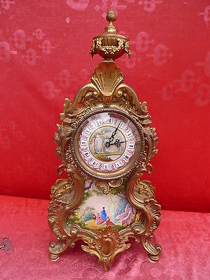 Very Beautiful,Old Mantel __ Franz Hermle__High Quality Watch__ 46,5cm __ 6,5kg