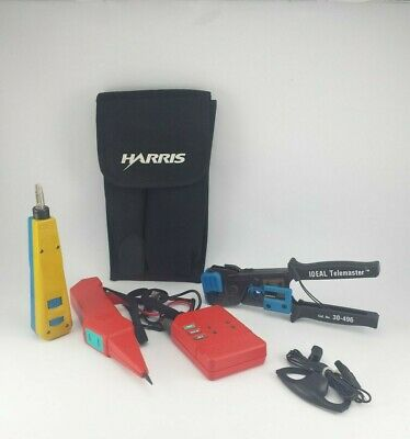 Harris Pro 2000 Tone Generator and Probe with Case Used and in great condition