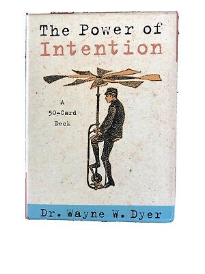 POWER OF INTENTION CARDS By Wayne W. Dyer