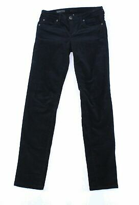 Kut from the Kloth Womens Pants Black Size 6 Corduroys Skinny Stretch $69- 090