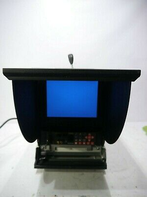 RIDGID Color LCD DVD SEESNAKE SEWER CAMERA MONITOR FOR PARTS