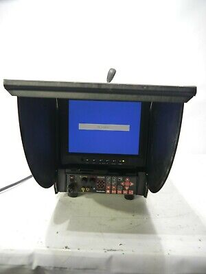 RIDGID Color LCD DVR SEESNAKE SEWER CAMERA MONITOR FOR PARTS