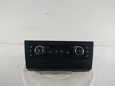 2009 BMW 3 SERIES Diesel Heater Climate Controls 64119224547
