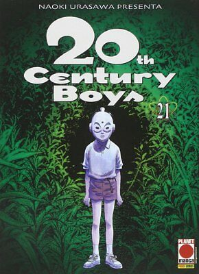 20th Century Boys N° 21 - Reimpresión - Planet Manga - Italiano Nuevo #NSF3