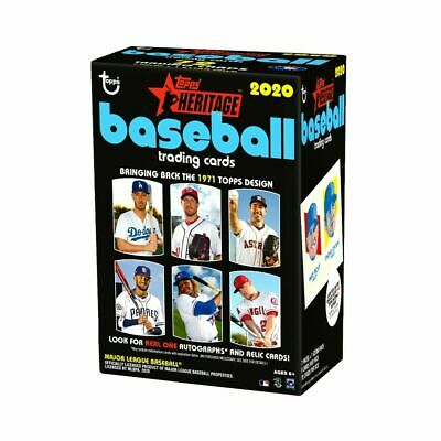 2020 Topps Heritage RC's & Vets Pick Your Cards Complete Your Set 1-250
