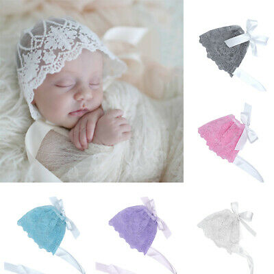 Cotton Baby hats Birthday Baptism Soft Embroidery Summer Photography Props