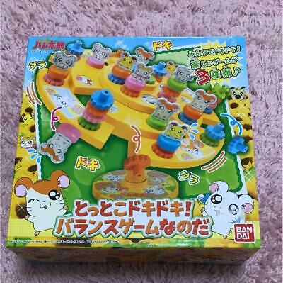 Hamtaro Hamster USED Balance game free shipping with tracking number