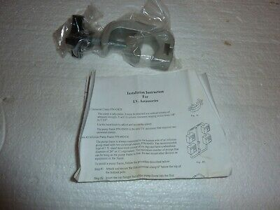 NOS Universal Clamp Holds Accessories On I.V. Pole Part 43433  S-12