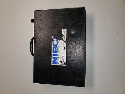 "Nibco PC-17S Battery Press Jaws 1 1/2"" - 2"""