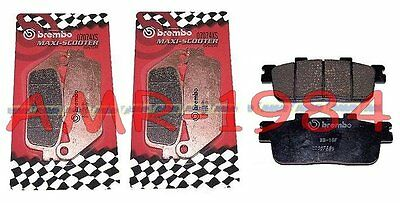 Beläge Bremse Brembo Hinten + Heck Kymco Xciting 300 R I 2008- > 047074XS +
