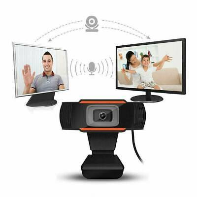 Digital USB 2.0 Web Cam Camera HD 1080P Video Calling Teleconference For Work