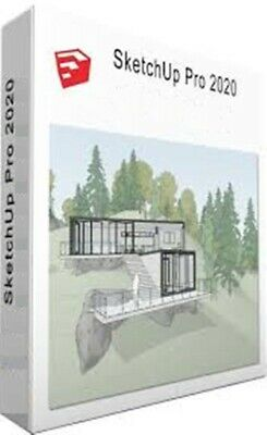 SketchUp Professional 2020  Lifetime Activation For Windows FULL VERSION 3 PC