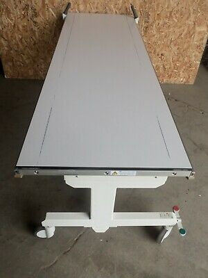 Quantum QT-711 Radiographic Mobile Float-Top Table X-Ray Digital Imaging
