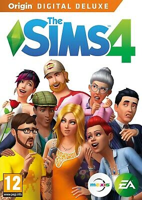 The Sims 4 Limited/Deluxe/Edition Origin Account PC/Mac Digital